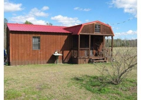 Home for sale 2 bd 1 bath on 1 acre built in 2018