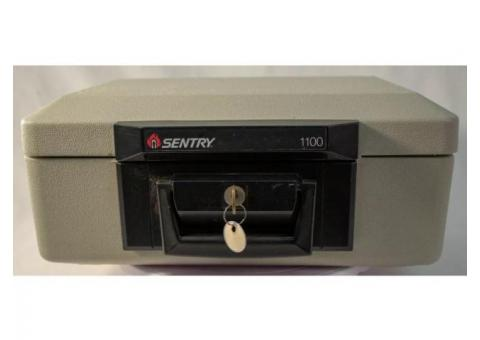 Sentry Fireproof Safe
