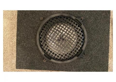 JL 8' Sub and JL JX 250/1 Amp